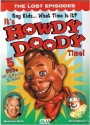 It's Howdy Doody Time!