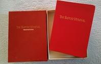 The Baptist Hymnal (Crimson Dark)