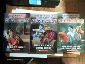 Ghost Buddy 3-book Set: Zero to Zero, Mind If I Read Your Mind?, How to Scare the Pants Off Your Pets [Paperback]