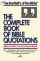 The Complete Book of Bible Quotations