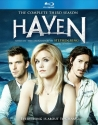 Haven: Complete Third Season [Blu-ray]