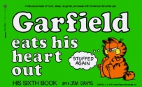 Garfield Eats His Heart Out (Garfield (Numbered Paperback))