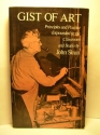 Gist of Art: Principles and Practice Expounded in the Classroom and Studio (Dover Books on Art Instruction)