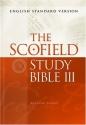 The Scofield Study Bible III, English Standard Version