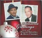 Seasons Greetings from Frank Sinatra & Bing Crosby