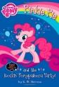 My Little Pony: Pinkie Pie and the Rockin' Ponypalooza Party! (My Little Pony Chapter Books)