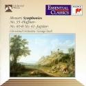 Symphonies 35, 40 & 41