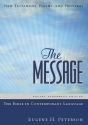 The Message Pocket New Testament Paperback: New Testament, Psalms, and Proverbs