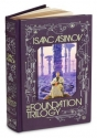 The Foundation Trilogy (Leatherbound Classics)