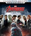 Marvel's Avengers: Age of Ultron  (Blu-ray 3D + Blu-ray + Digital HD)