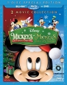 Mickey's Once Upon a Christmas / Mickey's Twice [Blu-ray]