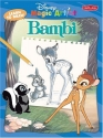Disney How to Draw Bambi (How to Draw (Worldwide))