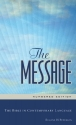 The Message Numbered Edition Hardback: The Bible in Contemporary Language