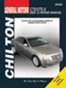 Chilton Total Car Care Cadillac CTS & CTS-V 2003-2012 Repair Manual (Chilton's Total Car Care Repair Manual)
