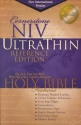 The Holy Bible Cornerstone New International Version Ultrathin Reference Edition