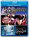 Beetlejuice / Charlie and the Chocolate Factory / Tim Burton's Corpse Bride  [Blu-ray]