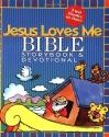 Jesus Loves Me Bible Storybook and Devo...