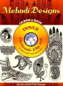 Mehndi Designs CD-ROM and Book (Dover Electronic Clip Art)