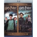 Harry Potter Blu-Ray Double Feature Harry Potter and the Prisoner of Azkaban and Harry Potter and the Goblet of Fire