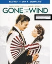 Gone With the Wind 75th Anniversary Blu-Ray + DVD + Digital HD