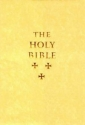 The Holy Bible: King James version / The Pennyroyal Caxton Bible