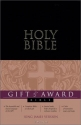 KJV Gift &  Award Bible, Revised