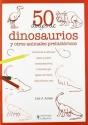 50 dibujos de dinosaurios y otros animales prehistoricos (Spanish Edition)
