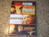 Gene Hackman Triple Feature: The French...
