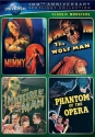 Classic Monsters Spotlight Collection  / The Wolf Man / The Invisible Man / Phantom of the Opera (1943))