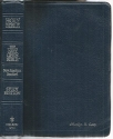 Holy Bible: The New Open Bible, Study Edition, New American Standard, Blue Bonded Leather