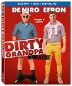 Dirty Grandpa  [Blu-ray + DVD + Digital HD]