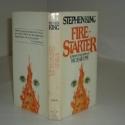 FIRESTARTER By STEPHEN KING 1980 Reprin...