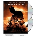 Batman Begins, Two Disc Deluxe Edition, Hologram Cover