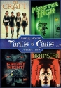 The Craft  / Monster High (1989) / Fright Night (1985) / Brainscan (1994)