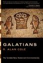 Galatians: An Introduction and Commentary (Tyndale New Testament Commentaries)