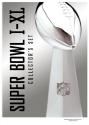 NFL Super Bowl I-XL Collector's Set