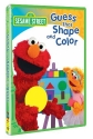 Sesame Street: Guess That Shape and Col...