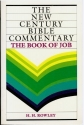 The Book of Job (The New Century Bible Commentary)