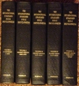 The International Standard Bible Encyclopedia, 5 volume set