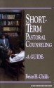 Short-Term Pastoral Counseling: A Guide