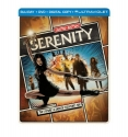Serenity  (Blu-ray + DVD + Digital Copy + UltraViolet)