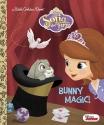 Bunny Magic! (Disney Junior: Sofia the First) (Little Golden Book)