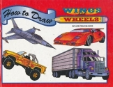 How to Draw Wings and Wheels