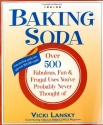 Baking Soda: Over 500 Fabulous, Fun, and Frugal Uses You've Probably Never Thought Of (Lansky, Vicki)