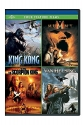 King Kong / The Mummy  / The Scorpion King / Van Helsing Four Feature Films