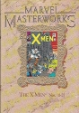 Marvel Masterworks: X-Men Vol. 2 (1988) (Volume 7 in the Marvel Masterworks Library)