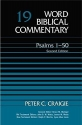 Psalms 1-50: Second Edition (Word Biblical Commentary)