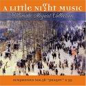 Little Night Music 4: Symphonies 38 & 39