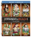 Orange Is The New Black: Season 3  [Blu...