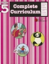 Complete Curriculum: Grade 5 (Flash Kids Harcourt Family Learning)